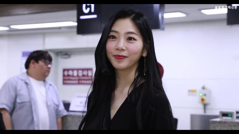 180621 Dreamcatcher (Gimpo airport → Taipei Songshan Airport )