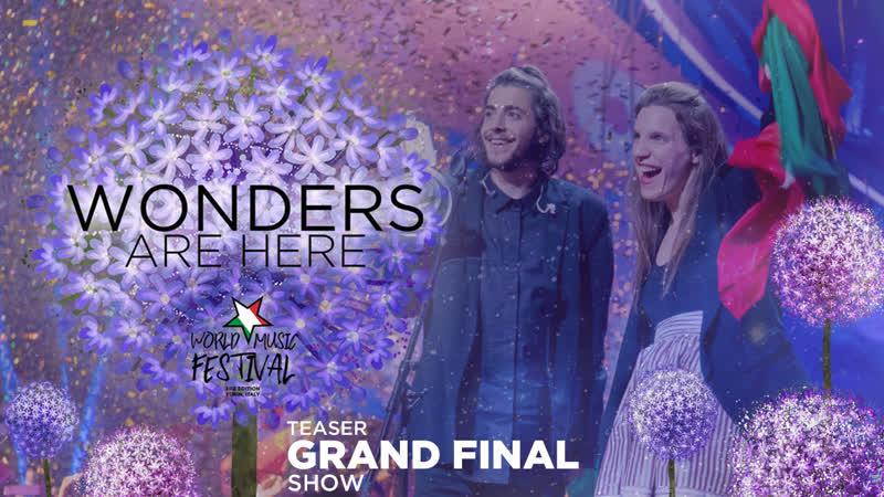 Grand Final Teaser - World Music Festival 3