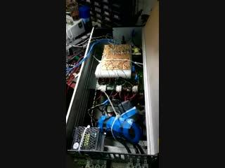 Преобразователь частоты из ПЧ Danfoss и народного частотника