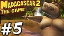 Прохождение Мадагаскар 2: Побез из Африки - Часть 5 - Мото мото.