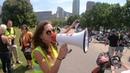 446 Motorclub demonstraties en Gele hesjes op het Malieveld, deel 2 - YouTube