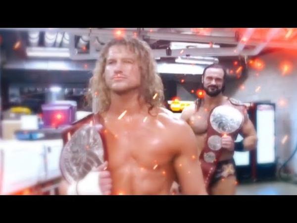 WWE Drew McIntyre Dolph Ziggler Titantron 2018 (custom)
