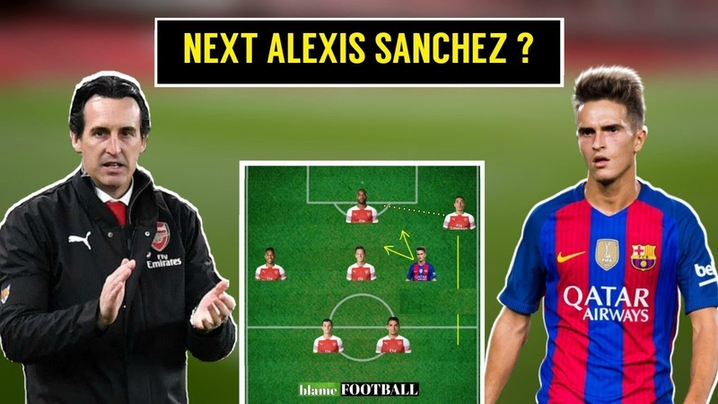 How will Denis Suarez Fit in at Arsenal | Tactical Analysis Potential Lineup