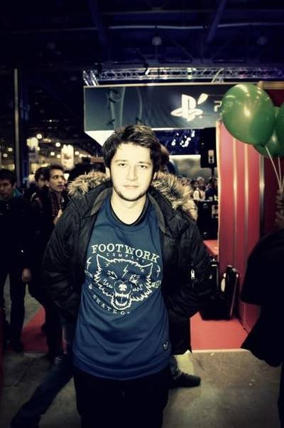 Саша Носов, 5 декабря 1994, Москва, id179496218