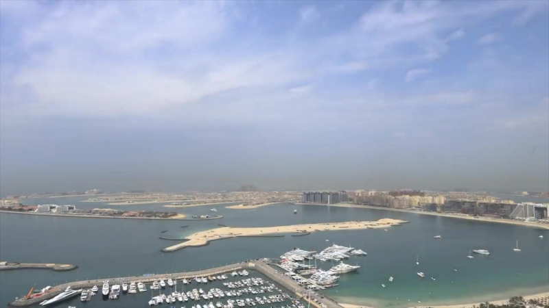 Emirates Crown Penthouse in Dubai Marina, Dubai, United Arab Emirates