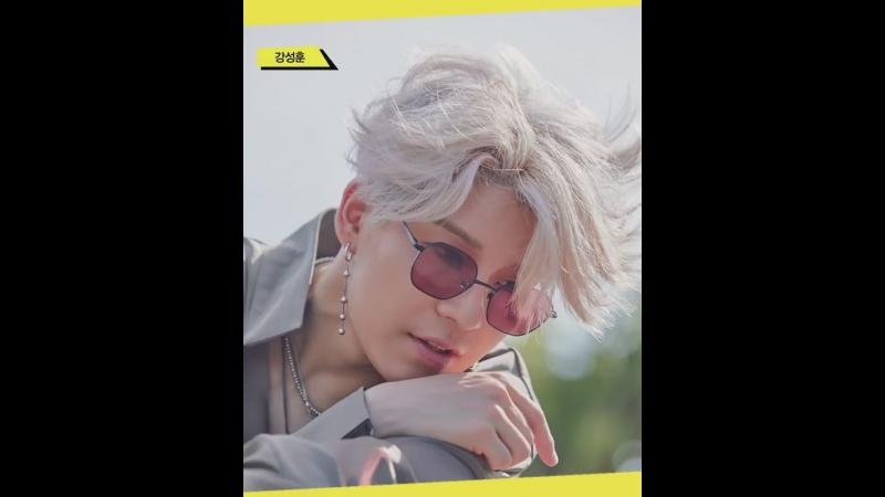Kang Sung Hoon - Magazine GRAZIA (May 2018)