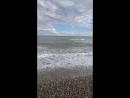 Черное море в гневе)