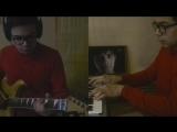 Урман кызы (кавер на безладовой гитаре и Korg Minilogue)