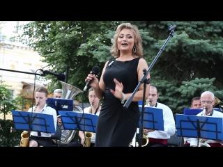 Губернаторский эстрадно-духовой оркестр - Трамболина-Трамболетта (из оперетты И. Кальмана