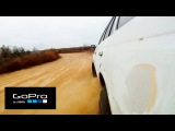 1986 Toyota Corona Wagon @ Odessa Rally Track. Amateur Rally Racing