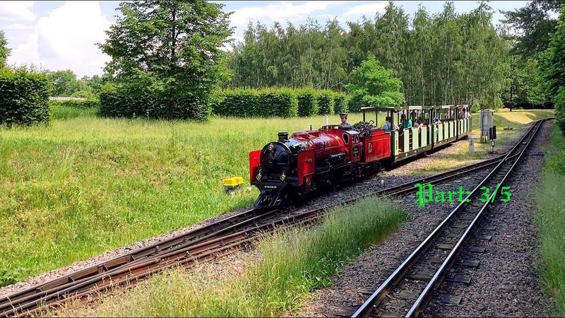 Dresden Park Railway. Part: 3/5