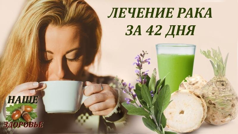 ЛЕЧЕНИЕ РАКА за 42 дня Метод Рудольфа Бройса