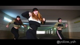 Yollow- Abusadamente (Dance cover) Шокан Адай