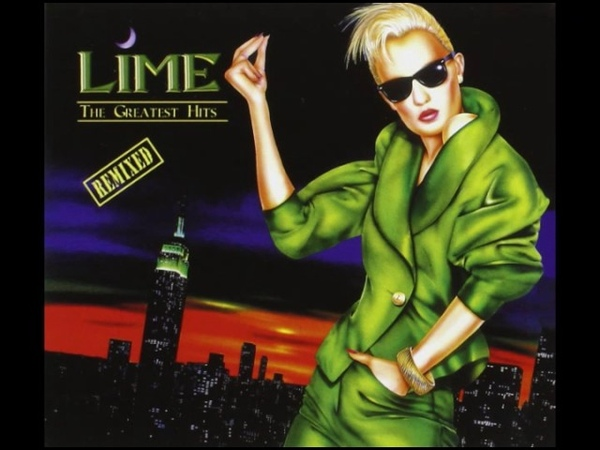 Lime Greatest Hits Mixs - (Raul Canales)