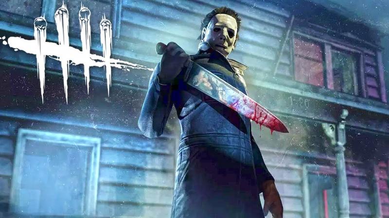 МАЙКЛ МАЙЕРС ВЫПИЛИЛ ВЕСЬ СВОЙ РАЙОН! (DEAD BY DAYLIGHT) (The Friday 13th The Game)