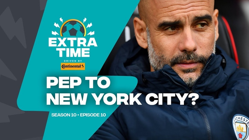 Could Pep Guardiola swap Man City for MLS