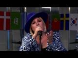 Ева Польна -  Глубокое синее море (#LIVE Авторадио)