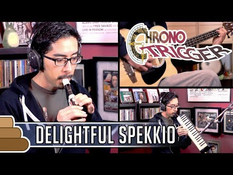 Yasunori Mitsuda - Delightful Spekkio [Chrono Trigger]