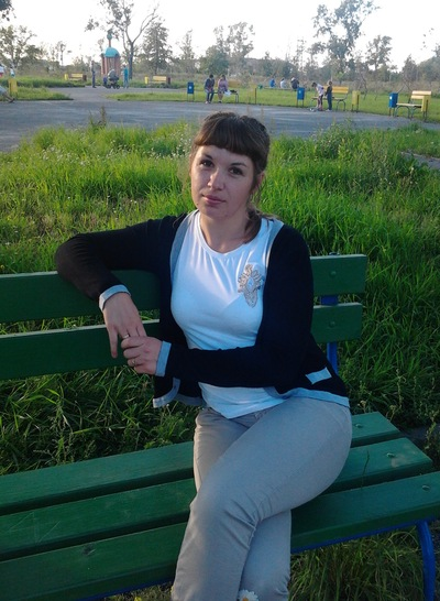 Оксана Постникова(ишутинова), 16 сентября 1986, Челябинск, id154762099