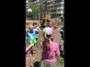 Летние игры на улице в языковом лагере!
