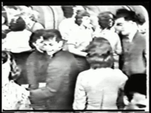 American Bandstand Walkin' With Mr Lee Lee Allen