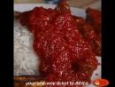 Тушеная говядина в томатной пасте
