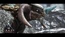 Ark Survival Evolved Extinction OST Ice Titan Cinematic