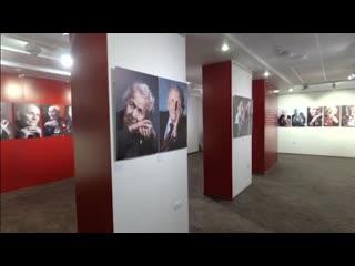Открытие выставки Наставление
