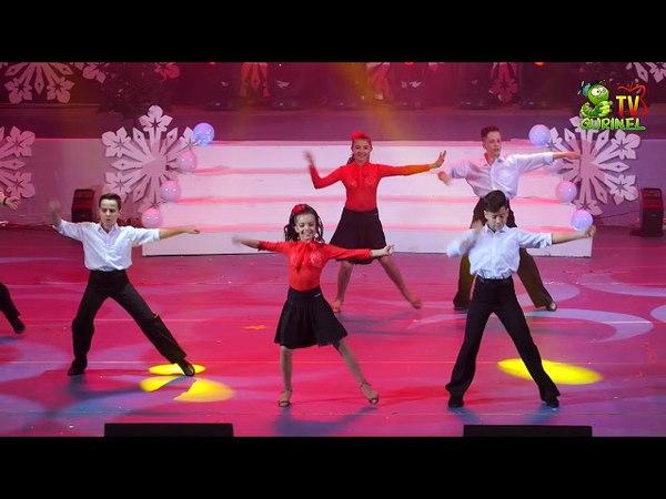 Suflul Iernii Clubul de dans sportiv Gloria Despacito