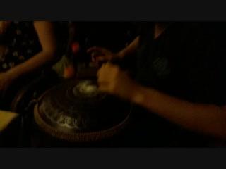 Гоа, Пляж Бенаулим, ресторан Маленький Тигр Декабрь 2018