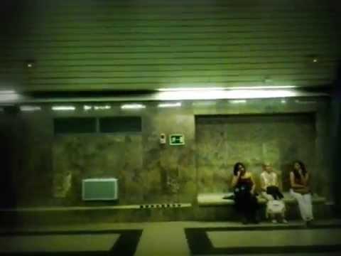 Metro de Madrid (L9) Avenida de América - Cruz del Rayo