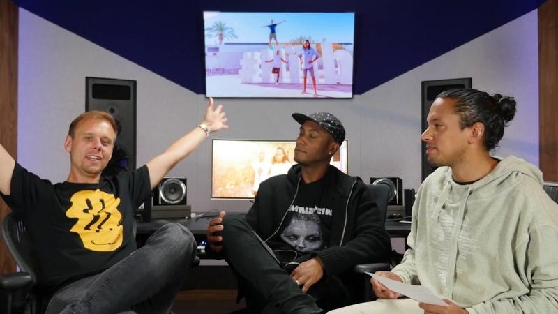 Armin van Buuren - HÏ Ibiza Quiz With Sunnery James Ryan Marciano