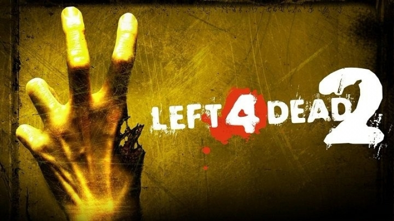 L4d2. Покромсаем зомбятину