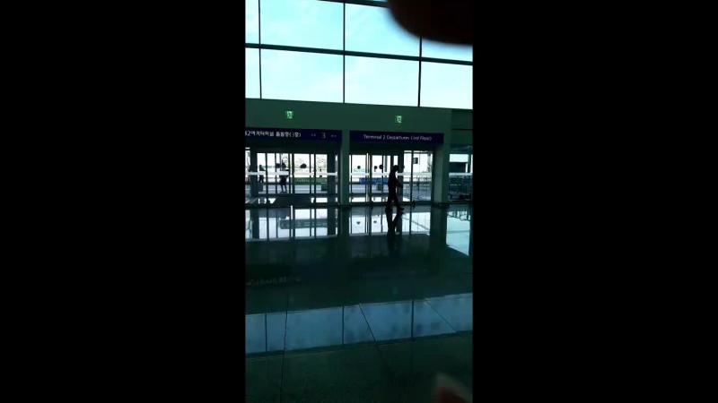 🛫новый терминал аэропорта Инчхон