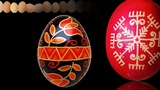 Hungarian Easter Eggs - Magyar h