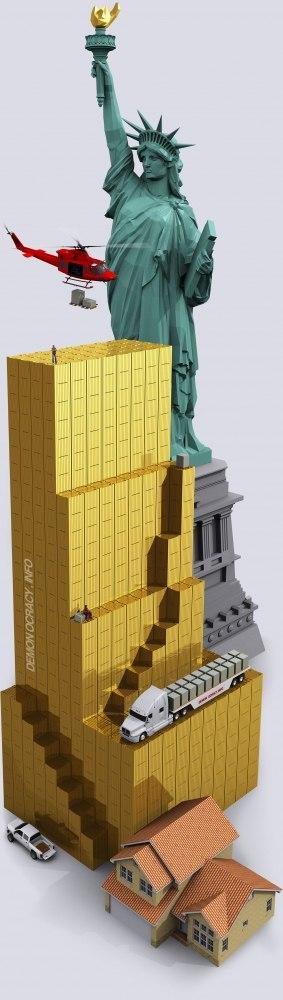 Сколько всего золота в мире?