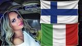 ИТАЛИЯ - ФИНЛЯНДИЯ ЕВРО 2020 БЛОНДИНКА СТАВИТ #36