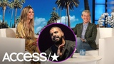 Heidi Klum Reveals She Ghosted Drake's Text Access