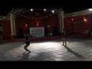 Танец с вожатой