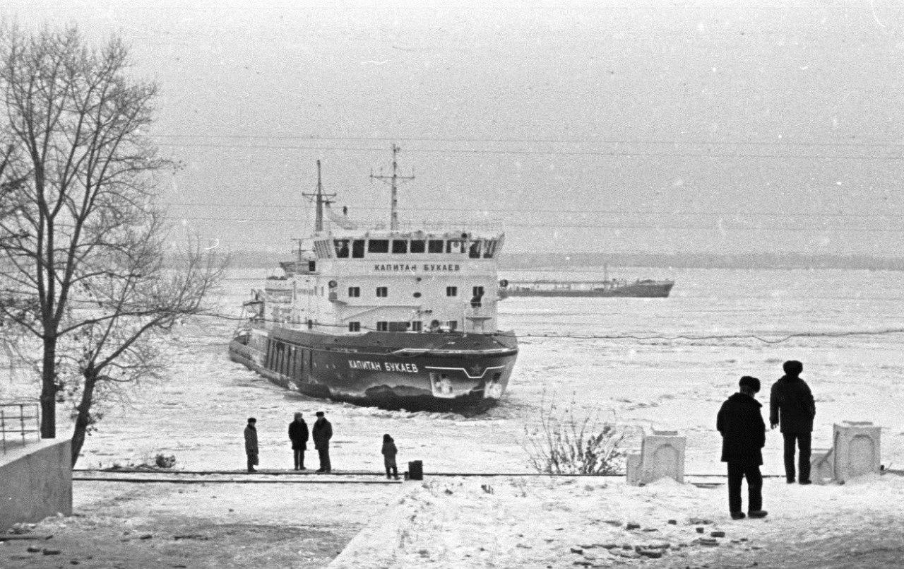 Ледокол «Капитан Букаев»