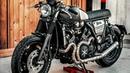 The extraordinary YAMAHA V Max 1200 Street Racer by Motodesign Customs