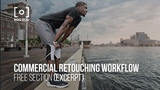 How To Retouch a Subject and Background With Workflow Integration