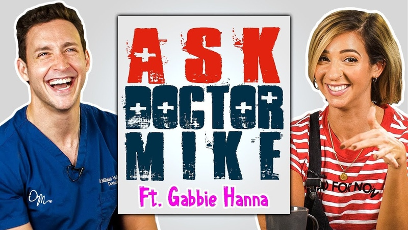 Ask Doctor Mike ft GABBIE HANNA Why's My Body Crooked