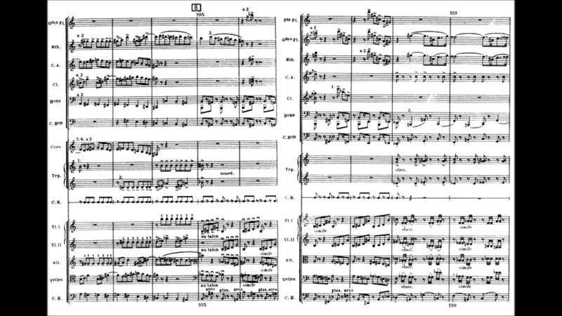 Arthur Honegger - Pacific 231 Mouvement symphonique No. 1 (1923)