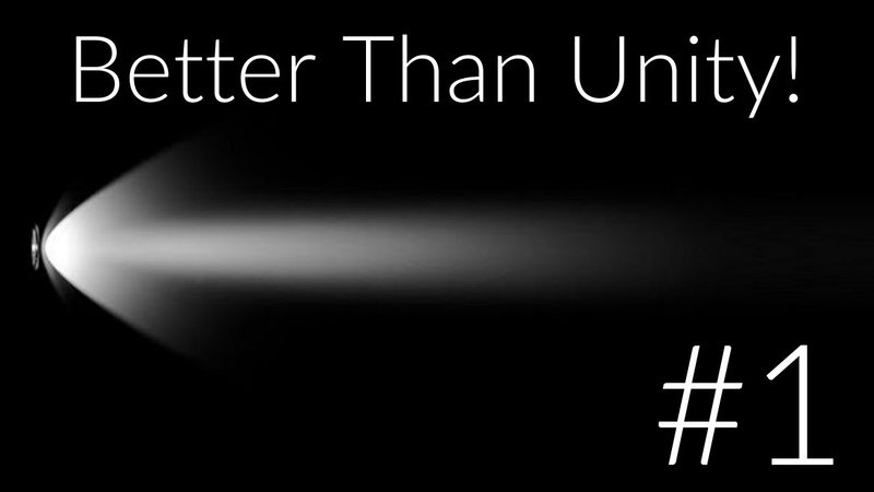 Better Than Unity. Введение в разработку, меню, кат-сцены. Godot Engine