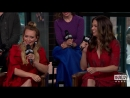 Why Does Sutton Foster Have A Shirt With Hilary Duffs Face On It AOL BUILD 5 06 2018
