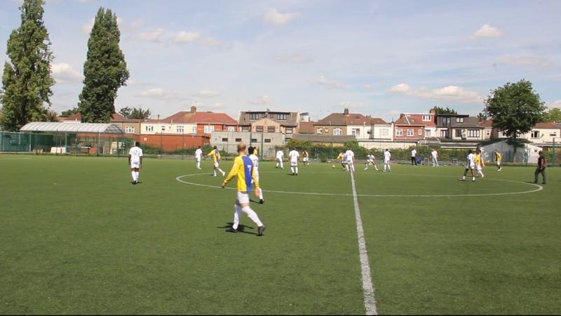 London Park City FC VS Chingford United FC