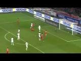 Великолепный гол Тьяго Алькантары в падении в ворота «Штутгарта»