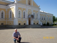 Андрей Бабаев, 23 ноября 1977, Белгород, id178565147