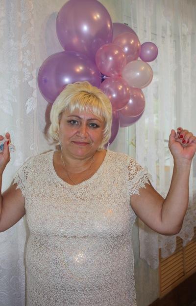 Любовь Андриянова, 3 мая 1961, Златоуст, id193293579